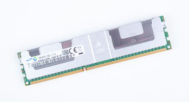 Samsung 32GB 4Rx4 PC3L-12800L DDR3 Registered Server-RAM Modul Load Reduced REG ECC - M386B4G70DM0-YK03Q