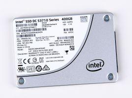 "HPE 400GB 6G SATA Write Intensive SSD 2.5"" SFF Festplatte / Hard Disk - 804638-002"