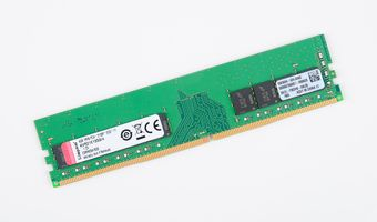 Kingston  4GB 1Rx8 PC4-2133P-E / PC4-17000E DDR4 unbuffered Server-RAM Modul ECC - KVR21E15S8/4