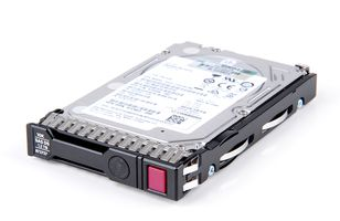 "HPE 1.2TB 12G 10K SAS 2.5"" SFF Hot Swap Festplatte / Hard Disk mit Smart Carrier - 872737-001 / 872479R-B21"