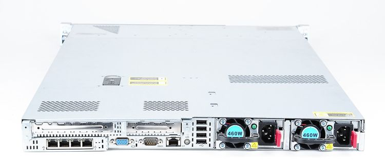 HP ProLiant DL360p Gen8 Server 2x Xeon E5-2650v2 8-Core 2.60 GHz, 16 GB DDR3 RAM, 2x 1000 GB SAS 7.2K – Bild 5