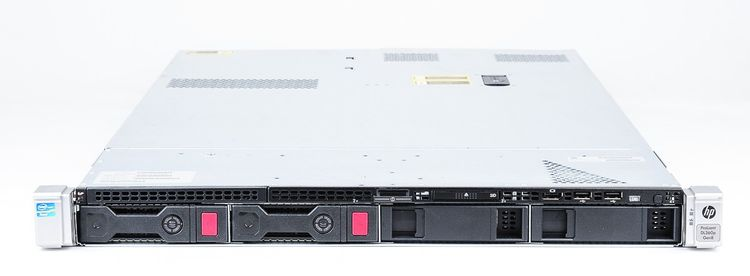 HP ProLiant DL360p Gen8 Server 2x Xeon E5-2670v2 10-Core 2.50 GHz, 16 GB DDR3 RAM, 2x 1000 GB SAS 7.2K – Bild 2