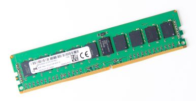 Micron 8GB 1Rx4 PC4-2133P-R DDR4 Registered Server-RAM Modul REG ECC - MTA18ASF1G72PZ-2G1A2IJ