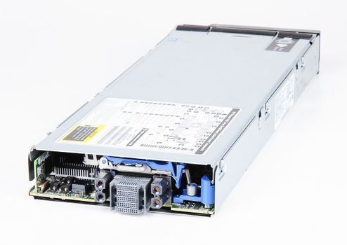 HP ProLiant BL460c Gen8 Server Blade 2x Xeon E5-2670 8-Core 2.60 GHz, 16 GB DDR3 RAM, 2x 300 GB SAS 10K – Bild 2
