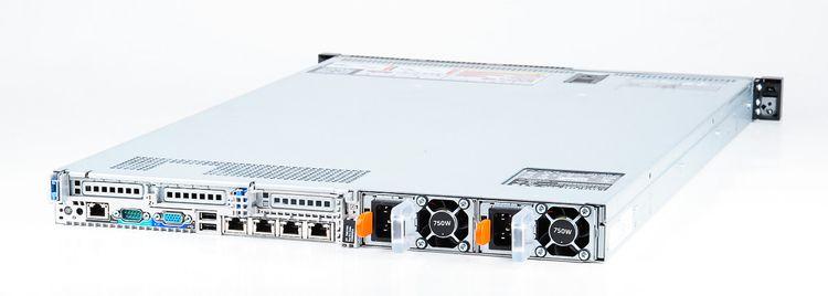 DELL PowerEdge R620 Server 2x Xeon E5-2670v2 10-Core 2.50 GHz, 16 GB DDR3 RAM, 2x 300 GB SAS 10K – Bild 3