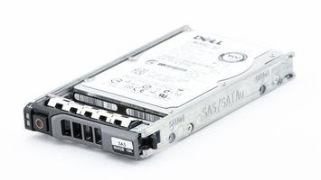 """DELL 900 GB 6G Dual Port 10K SAS 2.5"""" Hot Swap Festplatte / Hard Disk für T-/R-Serie  - 0H5WGN / H5WGN"""