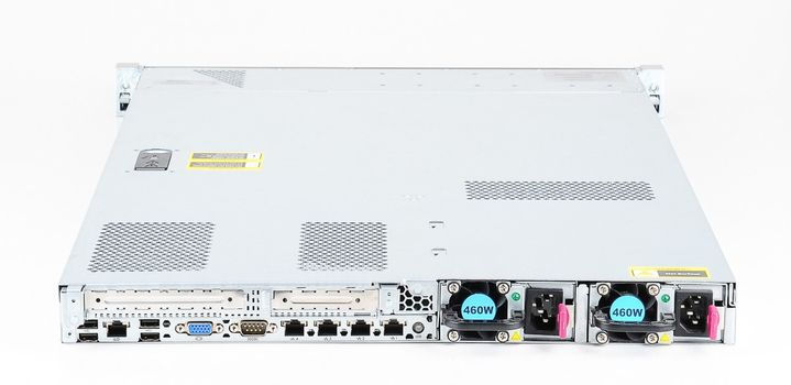 HP ProLiant DL360e Gen8 Server 2x Xeon E5-2450L 8-Core 1.80 GHz, 16 GB DDR3 RAM, 2x 300 GB SAS 10K – Bild 5
