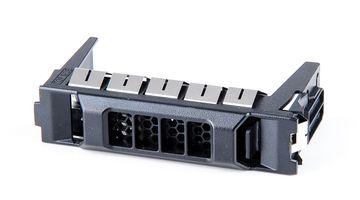 "DELL 3.5"" SAS / SATA HDD Blindblende / Blank Filler Caddy - R-/T-Serie - 04F7V1 / 4F7V1"
