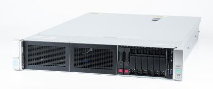 HPE ProLiant DL380 Gen9 Server 2x Xeon E5-2640v3 8-Core 2.60 GHz, 16 GB DDR4 RAM, 2x 300 GB SAS 10K