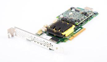 Adaptec RAID Controller 3G SAS / SATA , 512 MB Cache - PCI-E - ASR-5405z