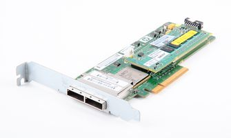 HP Smart Array E500 RAID-Controller SAS / SATA 256 MB BBWC Cache, PCI-E - 501574-001