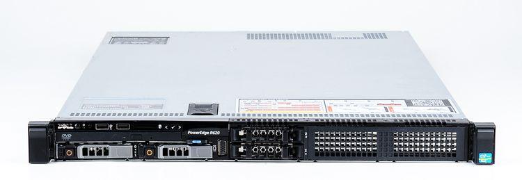 DELL PowerEdge R620 Server 2x Xeon E5-2630v2 Six Core 2.60 GHz, 16 GB DDR3 RAM, 2x 300 GB SAS 10K – Bild 2