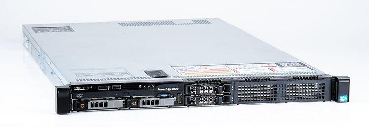 DELL PowerEdge R620 Server 2x Xeon E5-2630v2 Six Core 2.60 GHz, 16 GB DDR3 RAM, 2x 300 GB SAS 10K – Bild 3