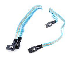 HP SAS Backplane Cable / Datenkabel - ProLiant DL380p Gen8 - SFF-8087, gewinkelt - 675609-001 / 660705-001