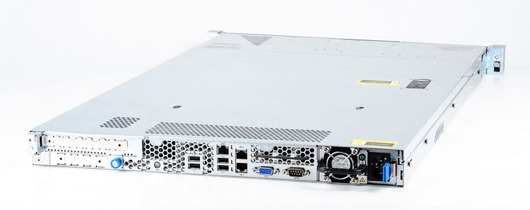 HP ProLiant DL160 Gen8 Server 2x Xeon E5-2680 8-Core 2.70 GHz, 16 GB DDR3 RAM, 2x 1000 GB SAS 7.2K – Bild 3
