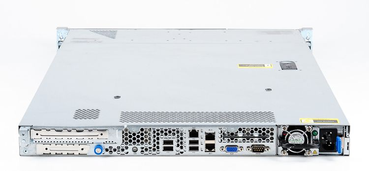 HP ProLiant DL160 Gen8 Server 2x Xeon E5-2680 8-Core 2.70 GHz, 16 GB DDR3 RAM, 2x 1000 GB SAS 7.2K – Bild 4