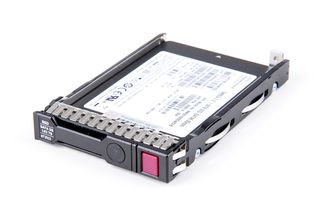"HPE 1.92TB 6G SATA Mixed Use SSD 2.5"" SFF Hot Swap Festplatte / Hard Disk mit Smart Carrier - 872522-001"