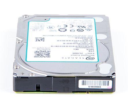 """Seagate Exos Enterprise 7E2000 2TB 6G 7.2K SATA 2.5"""" SFF Festplatte / Hard Disk - ST2000NX0243 – Bild 5"""