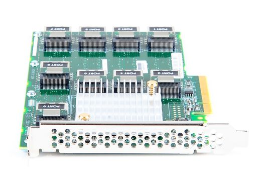 HPE 12G SAS Expander Card / Server Adapter PCIe - 876907-001 – Bild 3