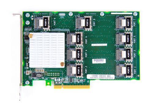 HPE 12G SAS Expander Card / Server Adapter PCIe - 876907-001 – Bild 5
