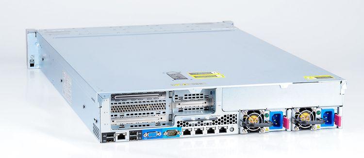 HP ProLiant DL380e Gen8 Storage Server 2x Xeon E5-2440 Six Core 2.40 GHz, 16 GB DDR3 RAM, 2x 300 GB SAS 10K – Bild 8