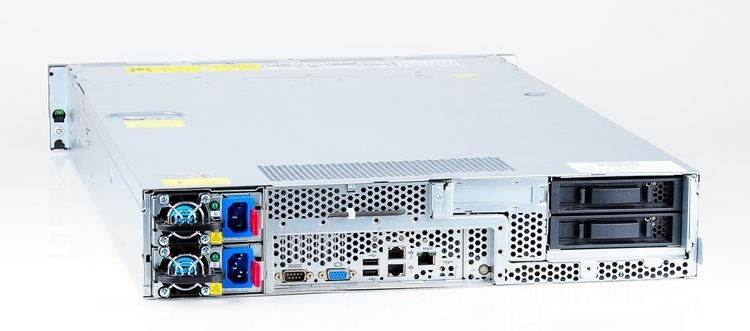 HP ProLiant DL180 G6 Storage Server 2x Xeon X5560 Quad Core 2.80 GHz, 16 GB DDR3 RAM, 2x 1000 GB SAS 7.2K – Bild 8