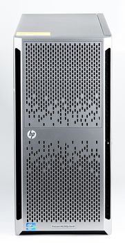 HP ProLiant ML350p Gen8 Server 2x Xeon E5-2630v2 Six Core 2.60 GHz, 16 GB DDR3 RAM, 2x 300 GB SAS 10K - Tower – Bild 2
