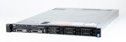 DELL PowerEdge R630 Server 2x Xeon E5-2670v3 12-Core 2.30 GHz, 16 GB DDR4 RAM, 2x 300 GB SAS 10K