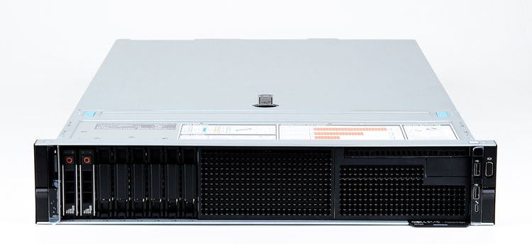DELL EMC PowerEdge R740 Server 2x Xeon Silver 4110 8-Core 2.10 GHz, 16 GB DDR4 RAM, 2x 300 GB SAS 10K – Bild 2