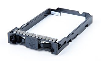 "HP 2.5"" SFF SAS / SATA Non-Hot Plug Rahmen / Non-Hot Swap Disk Tray - 756386-001"