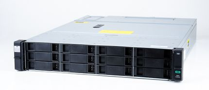"HPE D3610 Disk Enclosure / Shelf - 12G SAS Interface, 12x 3.5"" Einschübe / LFF Drive Bays - Q1J09AR"