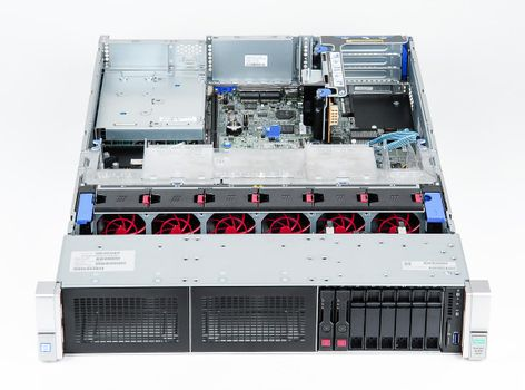 HPE ProLiant DL380 Gen9 Server 2x Xeon E5-2650v3 10-Core 2.30 GHz, 16 GB DDR4 RAM, 2x 300 GB SAS 10K – Bild 5