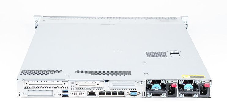 HPE ProLiant DL360 Gen9 Server 2x Xeon E5-2650v3 10-Core 2.30 GHz, 16 GB DDR4 RAM, 2x 300 GB SAS 10K – Bild 4