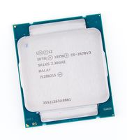 Intel Xeon E5-2670v3 12-Core CPU 12x 2.30 GHz, 30 MB SmartCache, Socket 2011-3 - SR1XS