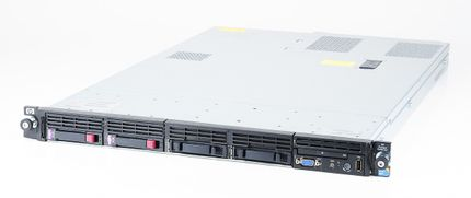 HP ProLiant DL360 G7 Server 2x Xeon E5645 Six Core 2.40 GHz, 16 GB DDR3 RAM, 2x 300 GB SAS 10K