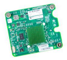 HP Flex-10 NC552m Dual Port 10 Gbit/s Mezzanine Type I Ethernet Adapter / Blade Netzwerkkarte - 610724-001