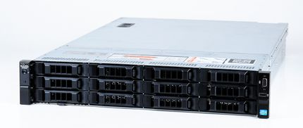 DELL PowerEdge R720xd Server 2x Xeon E5-2690 8-Core 2.90 GHz, 16 GB DDR3 RAM, 2x 300 GB SAS 10K