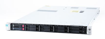 HP ProLiant DL360p Gen8 Server 2x Xeon E5-2670 8-Core 2.60 GHz, 16 GB DDR3 RAM, 2x 300 GB SAS 10K