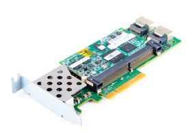 HP Smart Array P410 RAID Controller 6G SAS / 3G SATA - 1 GB / 1024 MB FBWC Cache, PCI-E - 462919-001 - low profile