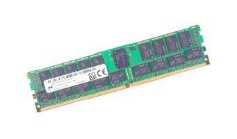 Micron 32GB 2Rx4 PC4-2400T-R DDR4 Registered Server-RAM Modul REG ECC - MTA36ASF4G72PZ-2G3B1II