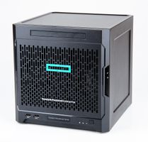 HPE ProLiant MicroServer Gen10 Server AMD Opteron X3421 Quad Core 2.10 GHz, 8 GB DDR4 RAM, 2x 2 TB SATA 7.2K - Tower