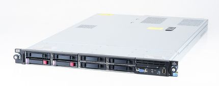 HP ProLiant DL360 G7 Server 2x Xeon X5670 Six Core 2.93 GHz, 16 GB DDR3 RAM, 2x 300 GB SAS 10K