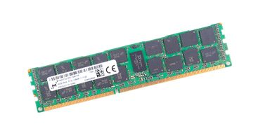 Micron 16GB 2Rx4 PC3L-12800R DDR3 Registered Server-RAM Modul REG ECC - MT36KSF2G72PZ-1G6E1KE