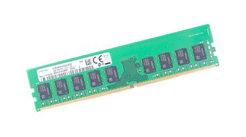 Samsung 8GB 1Rx8 PC4-2400T-E / PC4-19200E DDR4 unbuffered Server-RAM Modul ECC - M391A1K43BB1-CRCQ