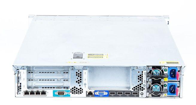 HP ProLiant DL380p Gen8 Server 2x Xeon E5-2643 Quad Core 3.30 GHz, 16 GB DDR3 RAM, 2x 300 GB SAS 10K – Bild 4