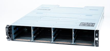 "DELL Compellent SC200 Disk Enclosure Expansion Shelf - 6G SAS Interface, 12x 3.5"" Einschübe LFF Bays - 0VDDDG / VDDDG"