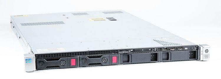 HP ProLiant DL360p Gen8 Server 2x Xeon E5-2650v2 8-Core 2.60 GHz, 16 GB DDR3 RAM, 2x 1000 GB SAS 7.2K – Bild 3