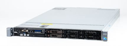 DELL PowerEdge R610 Server 2x Xeon X5670 Six Core 2.93 GHz, 16 GB DDR3 RAM, 2x 300 GB SAS 10K