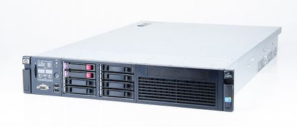 HP ProLiant DL380 G7 Server 2x Xeon E5630 Quad Core 2.40 GHz, 16 GB DDR3 RAM, 2x 300 GB SAS 10K