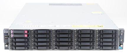 HP ProLiant SE326M1 Storage Server 2x Xeon X5670 Six Core 2.93 GHz, 16 GB DDR3 RAM, 2x 300 GB SAS 10K